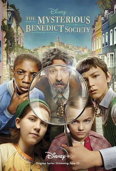 The Mysterious Benedict Society - Plakat