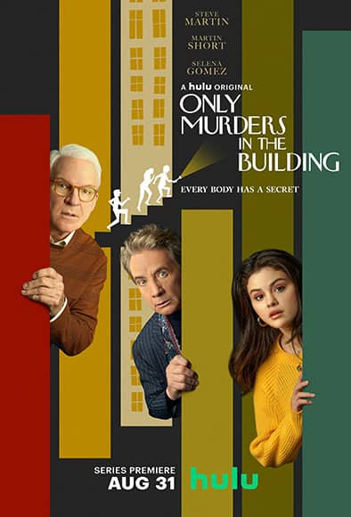 Only Murders in the Building - Plakat