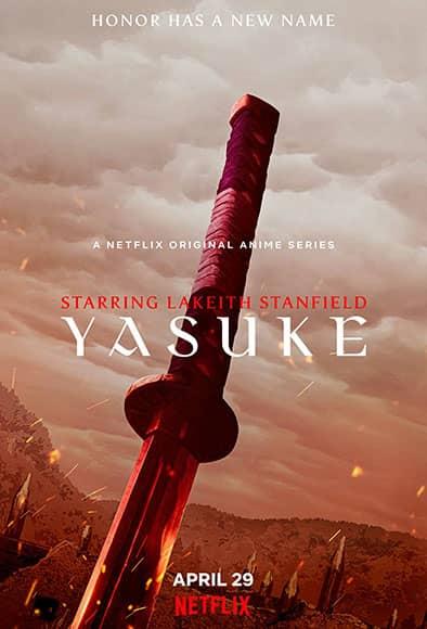 Yasuke - Plakat